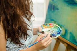 Emerging artist gallery