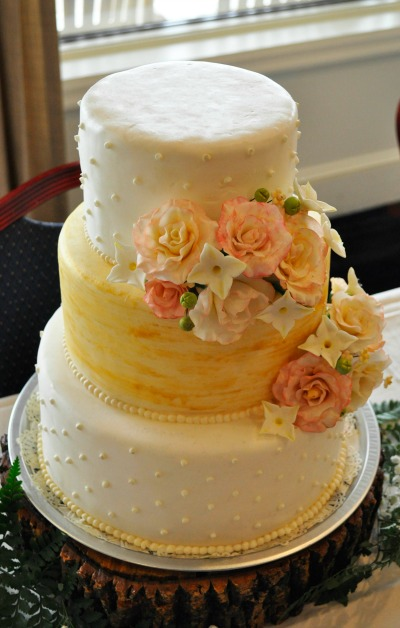 Wedding Cakes in the Poconos