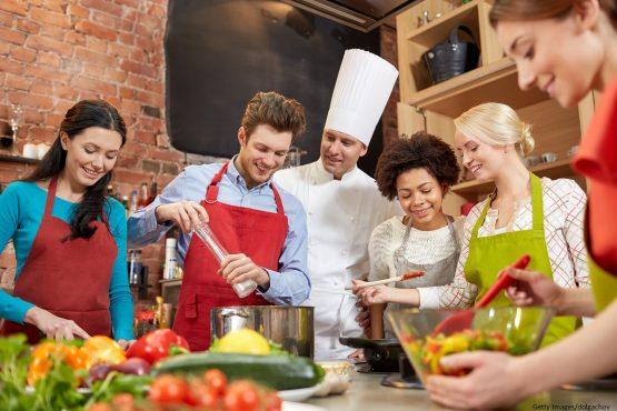 Cooking Classes Poconos