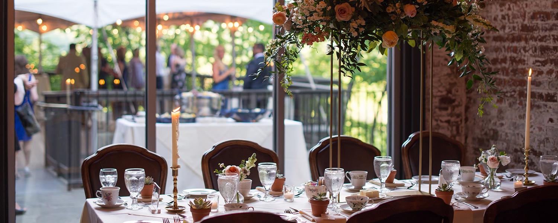 Boiler Room Wedding